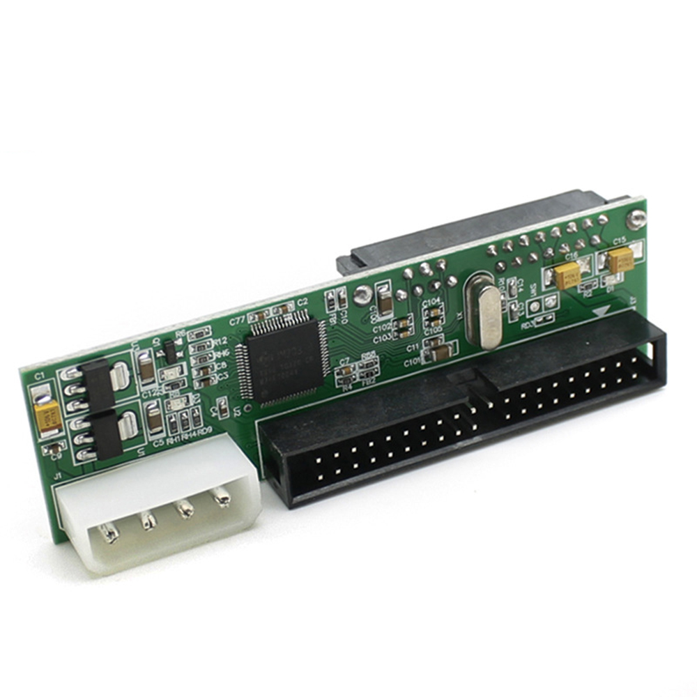 """Newest JM20330 Chipset 3.5"""" HDD SATA to IDE/PATA Converter Card Adapter Converter cable (SATA DVD Burner to IDE Interface MBs)(China (Mainland))"""