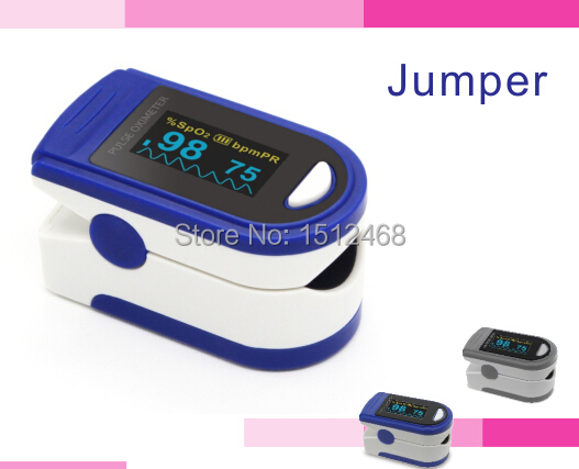 Popular Blue color**2015 Alarm added!!!** Health care OLED Finger Pulse Oximeter Blood Oxygen SpO2 Saturation Ox(China (Mainland))