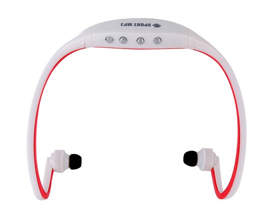 New Sports Headphone Music MP3 Player Headset Micro SD TF Card FM radio Wireless Earphone – 3 Color