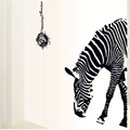 Wall Sticker FOR Kids ROOM Horse Zebra Home Decor Poster Decals Art DIY ANIMAL GIFTS