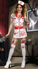de Halloween Zombie sangrenta