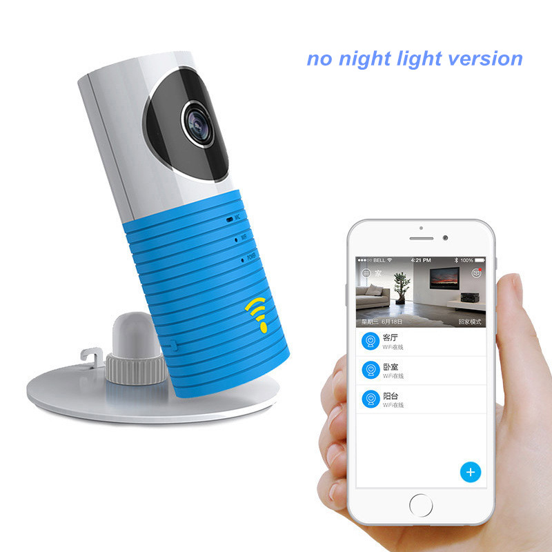 New Fashion Style Safety Colorful Wifi P2P IP CCTV Camera System Monitor Equipment with Low-illumination for Baby(China (Mainland))