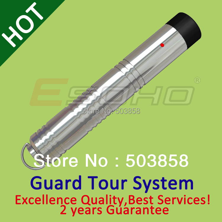 Free Shipping Waterproof RFID Guard Tour System EN-10<br><br>Aliexpress