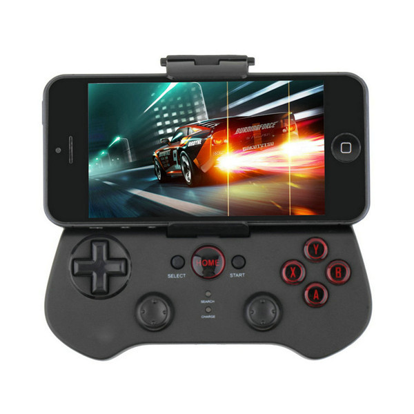 1pc iPega PG-9017 Wireless Bluetooth Game Pad Controller For iPhone for Android for HTC Wholesale Store(China (Mainland))