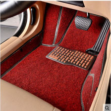 free shipping MAZDA 6/8/3 cx-5 cx-7 cx-9 car floor mats auto rugs set whole mat carpet universal accessories tapete flexible cc(China (Mainland))