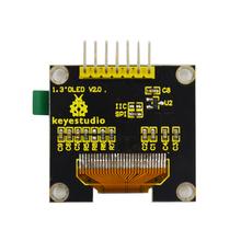 "Buy New!Keyestudio IIC SPI 1.3"" 128x64 OLED Graphic Display Module Arduino for $10.50 in AliExpress store"