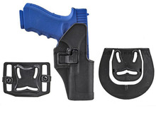 CQC For GLOCK 17 waist Holster Black color Free Shipping