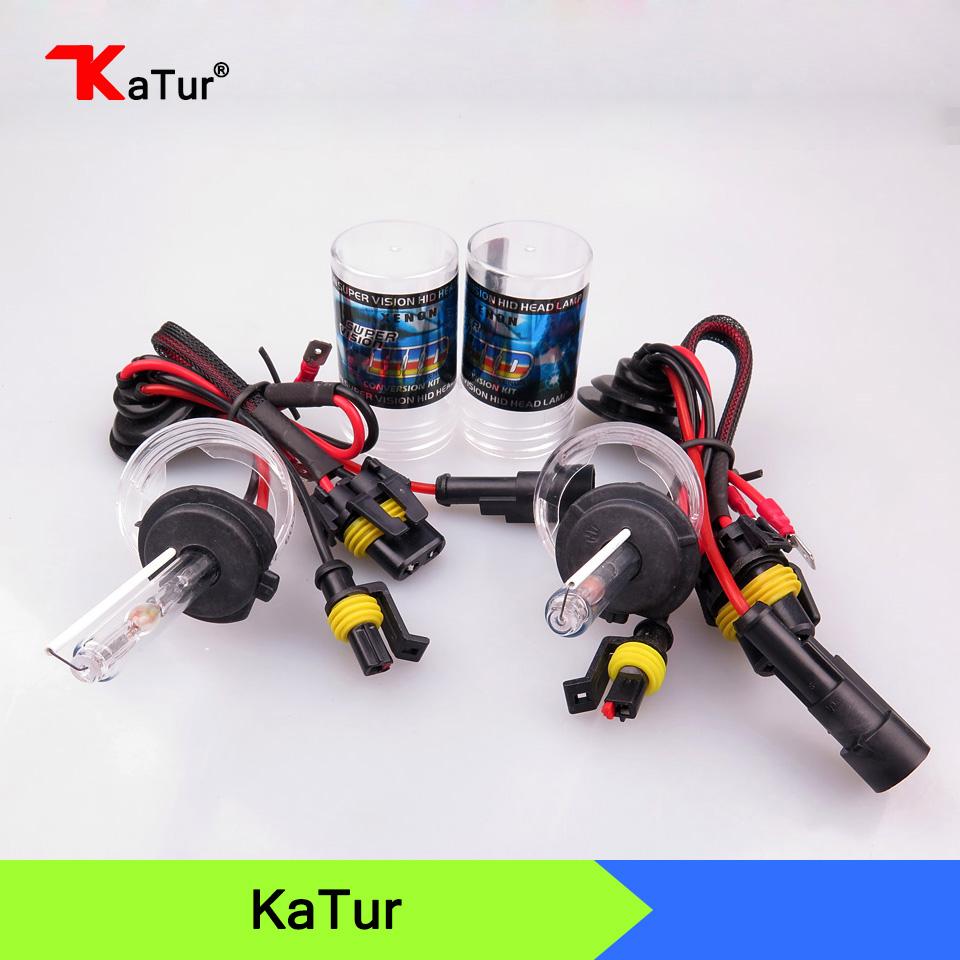 1Pair 35W DC HID Xenon Bulbs For Car Headlight ,Auto Car H1 H3 H7 H8/H9/H11 9005 9006 880/881 Car Fog Lamps Replacement(China (Mainland))