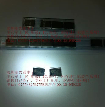 Electronics IC-NV TSSOP20,6-BIT Sin/D FLASH CONVERTER 100%NEW &ORIGINAL 2PCS/LOT IC IN STOCK(China (Mainland))