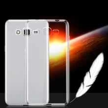 Ultra-thin Transparent TPU Silicon Fundas Samsung Galaxy J1 mini NXT 2016 J105 4.0 inch Phone Case Soft Plastic Capa Back Cover - OHMG store