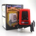 ACUANGLE A8827D 3 Lines 3 points Laser Level 360degree Self leveling Cross Laser Level Red Line