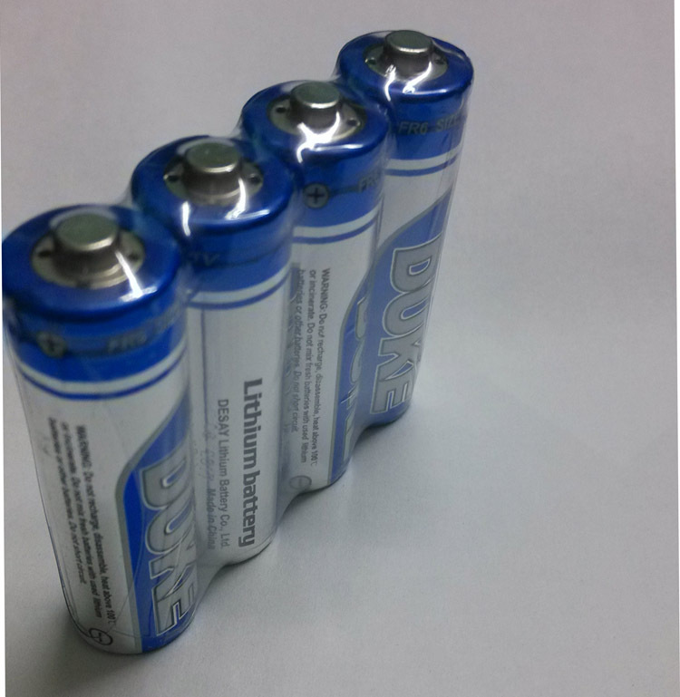 Brand New DUKE FR6 SUPER Lithium battery 1.5V Powerful AA Batteries 12pcs/lot Good as Emergizer L91 use by 2017make in china(China (Mainland))
