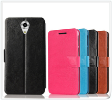 wholesale Homtom HT7 Case Doogee Phone 4 Colors High Quality Flip Leather Exclusive Cover For Doogee Homtom HT7 pro