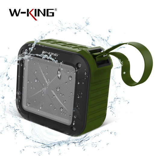 Waterprof Bluetooth Speaker Shower Boombox Potable Wire Wireless TF Card AUX in Outdoor Camping Blutooth Loundspeakers for Bike(China (Mainland))