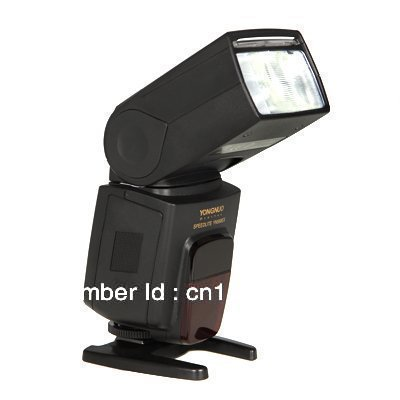 Yongnuo YN-568EX Wireless Slave TTL with HSS 1/8000 Flash Speedlite/Speedlight for Nikon D600 D800 D90 D7100 D5000 DSLR Camera