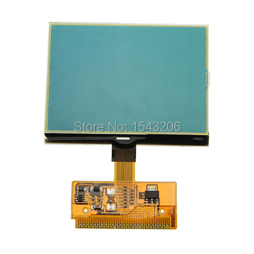VDO LCD CLUSTER Display Screen For Audi A3 A4 A6 For Volkswagen For VW For Passat For Seat New(China (Mainland))