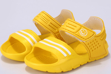 girls boys Summer children sandals slip-resistant wear-resistant small boy casual sandals girls boys shoes child summer sandals(China (Mainland))