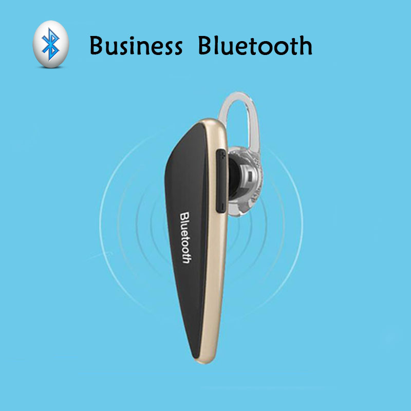 Wireless Bluetooth Earphone Handfree For Routine Office Work Noise Reduction Headset Wireless Headphone With Mic BR30(China (Mainland))