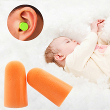 20 pcs/10 Pairs Soft Foam Anti-noise Noise Reduction Earplug Ear Plug for Travel Sleep Rest Hearing Protection + Freeship  ZH200(China (Mainland))