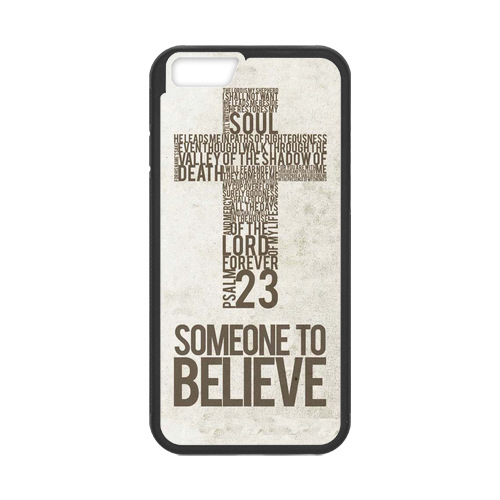 Bible Verse Cross Case for iPhone 6 Cell Phone Cases Wholesale(China (Mainland))
