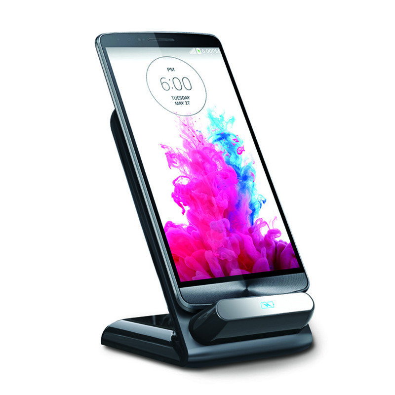 2015 Top Brand Qi Wireless Charger Charging Dock Stand for LG G3 D850 D855 F460 Cell Phone free shipping(China (Mainland))