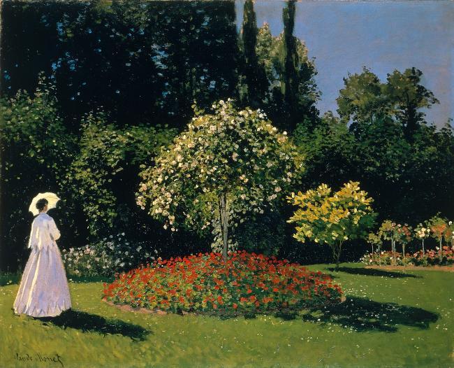 Acheter r el toile peinture monet lecadre - Code de reduction alice garden ...