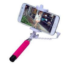 Free Shipping Fashion Extendable Handheld Self-Pole Tripod Monopod Selfie Stick For Android