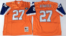 Best 7 John Elway Throwback 27 Steve Atwater 30 Terrell Davis 77 Karl Mecklenburg 57 Tom Jackson 65 Gary Zimmerman(China (Mainland))