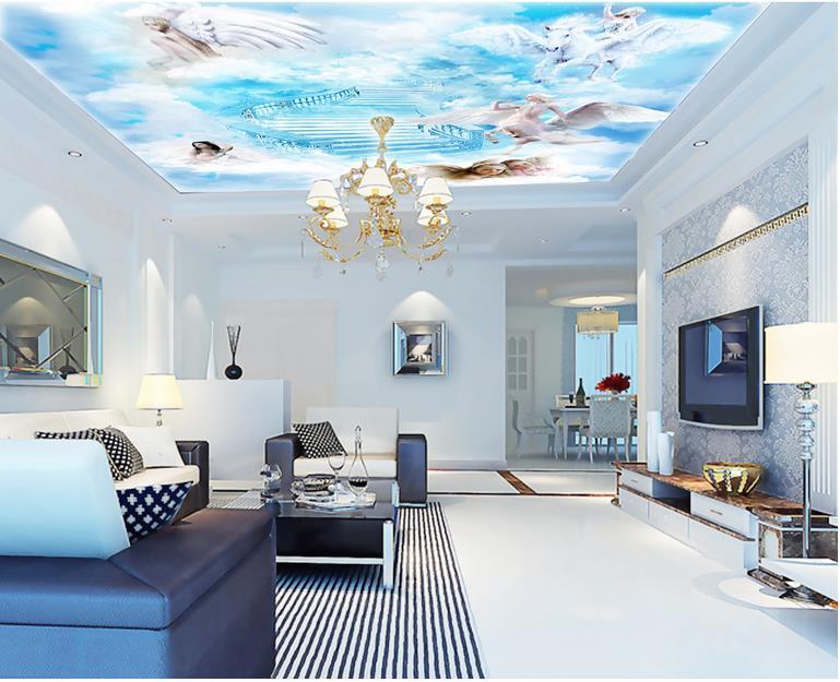 Toiles chambre plafond achetez des lots petit prix - Etoiles fluorescentes plafond chambre ...