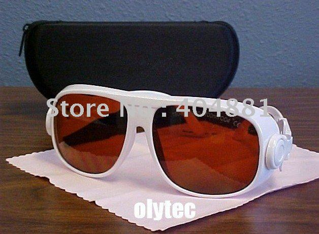 laser safety glasses (190-540nm&900-1700nm. O.D  4+ CE )