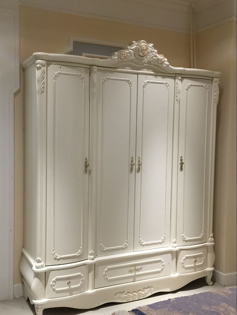 Popular french style wardrobes buy cheap french style for French style doors