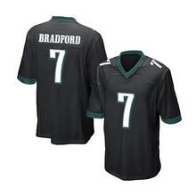 Men #7 Sam Bradford Game #20 #11 Carson Wentz Brian Dawkins #43 Darren Sproles #9 Nick Foles jersey 100% Stitched Logos(China (Mainland))