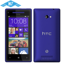 Original Phone HTC 8X C620e C625a Cell Phones Unlocked WIFI 4.3'' TouchScreen 8MP 8GB/16GB Free Shipping Free Gift(China (Mainland))