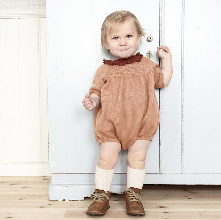 New Arrivals Newborn Baby Knitted Romper Baby Girls Knitted clothing(China (Mainland))