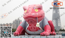 Advertising Inflatable toad , inflatable animal, factory price cheap on sales(China (Mainland))