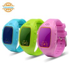 Смартфон часы детей ребенок наручные часы TC090 GSM GPRS GPS локатор трекер анти-потерянный Smartwatch ребенок для iOS
