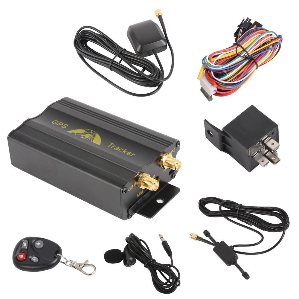 TK103B Mini Spy GSM SMS Sistema de Alarme de Carro Veículo GPS Tracker Dispositivo de Rastreamento VG002(China (Mainland))