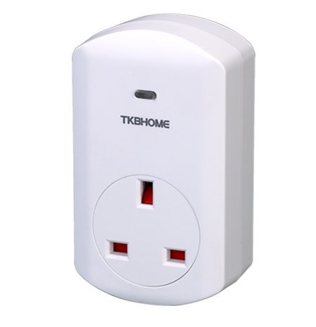 UK plug Z-Wave remote control dimmer TZ67E for home automation