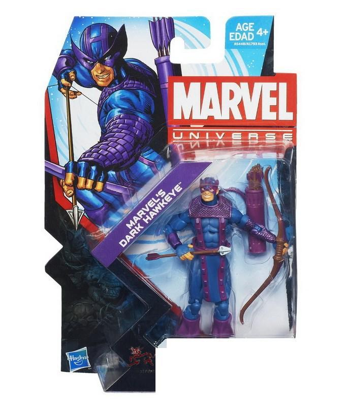 Marvel universe 3.75The Avenger hero Dark Hawkeye action figures classic toys for boys with box<br><br>Aliexpress