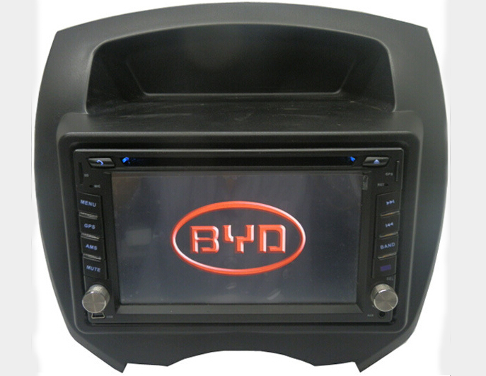 Car Radio Audio DVD Player GPS BT Suitable For BYD F0 2008~2011 Retail/Pc Free Shipping(China (Mainland))