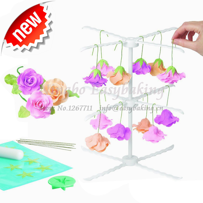 Wilton Cake Decorating Making Flowers : Aliexpress.com : Buy 2015 NEW Wilton Fondant Cake ...