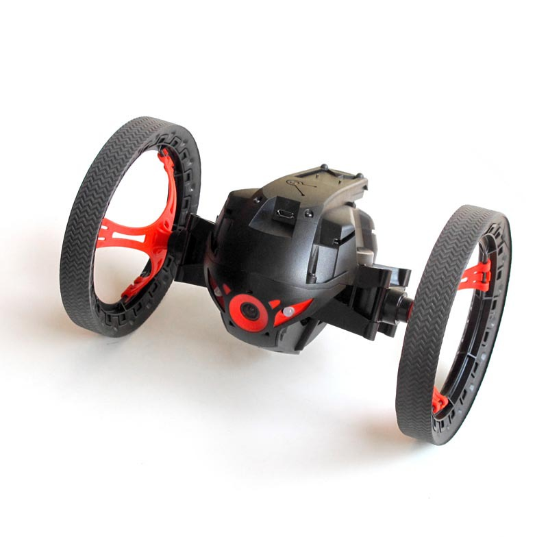 2015 New Surprise! 2.4G 8 channels Super Cool RC Car Jumping Sumo Robot Can Jump Remote Control Toys
