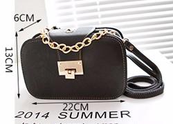 Women Box-type Small Bag Classic Chain Shoulder Bag Designer Inexpensive Messenger Bag Casual Ladies Sweet Style Crossbody Bag