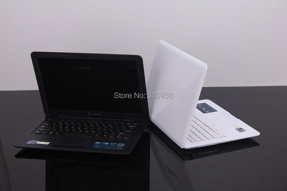 2015 Best Sell 14 inch Notebook laptop computer dual core 4G RAM 500G HDD WiFi Webcam HDMI 4500mah Win 8 laptop Free shipping(Hong Kong)