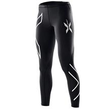 Wholesale 2XU Womens Compression Tights Pants 2016 Brand Cycling Pant High Elastic Sweat blue swim gym dance running swim Sports