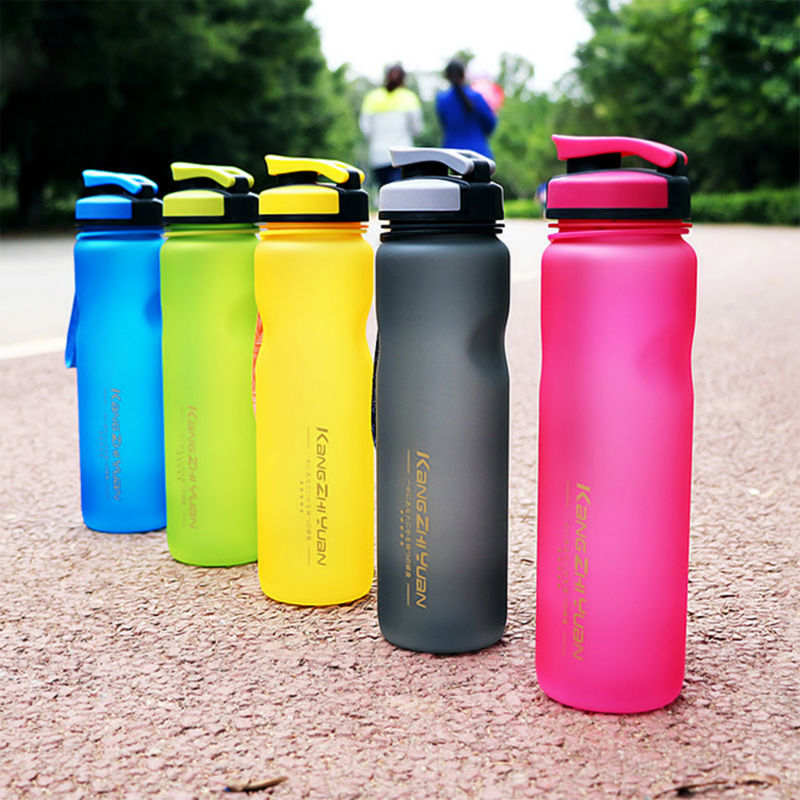 My Bottle Water Bottle 1000ml Plastic Sports Water Bottle Space Cup Bike Outdoor Cycling Drink Fruit Infuser Shaker Bottles(China (Mainland))