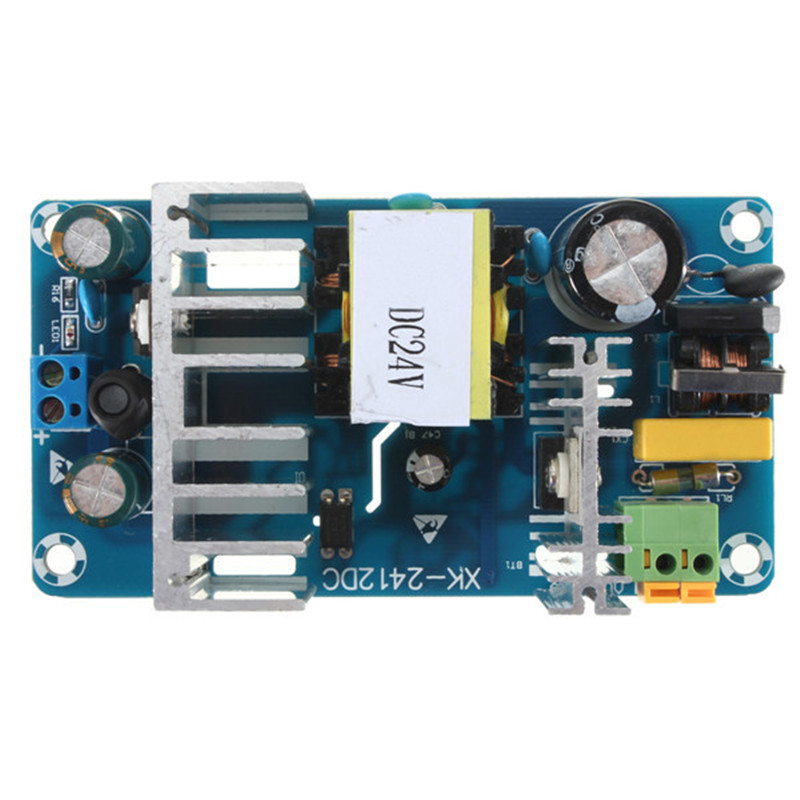 New Arrival 4A To 6A 24V Stable High Power Switching Power Supply Board AC DC Power Module Transformer Wholesale<br><br>Aliexpress