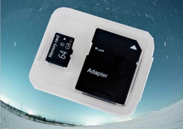 TF card micro TF card + switch Adapter  memory card Actual capability 128mb2gb4gb8gb16gb 32gb 64gb