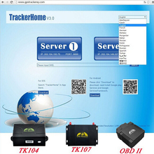 Coban GPS web online tracking Platform www.gpstrackerxy.com imei activate (lifetime use license =5years )(China (Mainland))