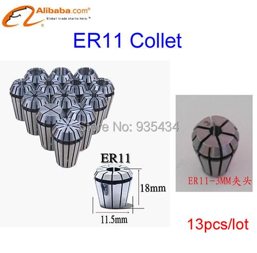 Промышленная машина LY 13pcs/ER11 , ER11 CNC